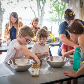 Foire gourmande ATNEO Ville-Marie 2019 cours cuisine enfant