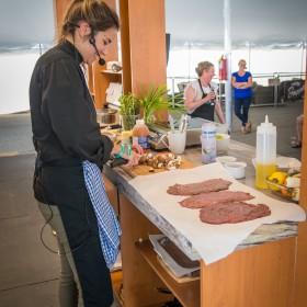 Foire gourmande ATNEO Ville-Marie 2019 cuisine action